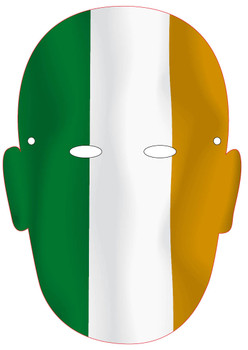 Ireland Face Mask Olympic Mask