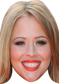 Kimberley Walsh Girls Aloud Celebrity Face Mask