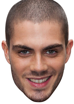 Max George The Wanted Face Mask