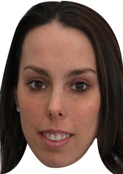 Beth Tweddle Face Mask Olympic Mask
