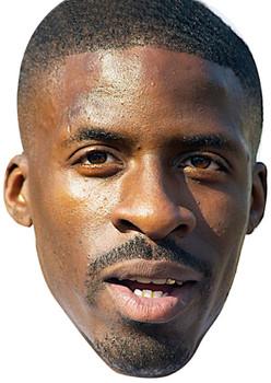 Dwayne Chambers Face Mask Olympic Mask