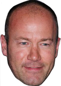 Alan Shearer Face Mask
