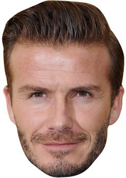 David Beckham 2018 celebrity Party Face Fancy Dress