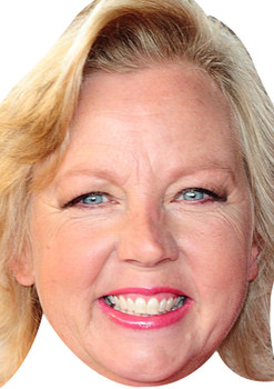Deborah meaden celebrity party face fancy dress