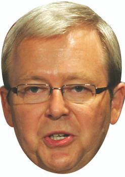 Kevin Rudd celebrity Party Face Fancy Dress