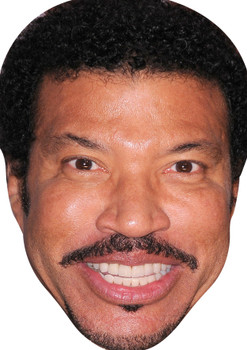 Lionel Ritchie celebrity Party Face Fancy Dress