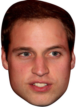 Prince william-new celebrity party face fancy dress