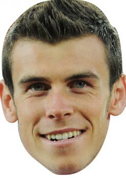 Gareth Bale Face Mask