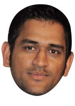 Mahendra Singh Dhoni Face Mask