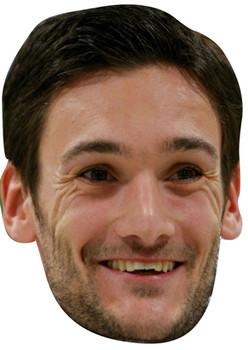 Hugo Lloris Tottenham Goalie Face Mask