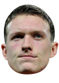 Phil Jones Face Mask
