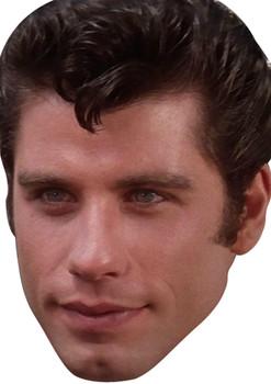 Young John Travolta celebrity Party Face Fancy Dress
