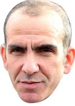 Paolo Di Canio Sunderland Football Manager Face Mask