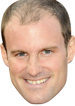 Andrew Strauss Cricket Face Mask