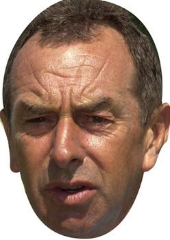 David Bumble Lloyd Cricket Face Mask