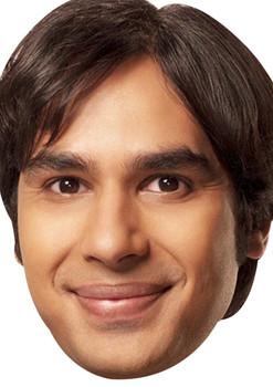 Raj Celebrity Face Mask