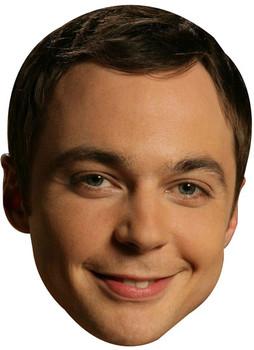Sheldon Celebrity Face Mask