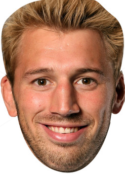 England Rugby Player Chris Robshaw Celebrity Face Mask