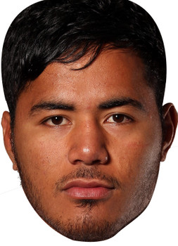 England Rugby Player Manusamoa Tuilagi Celebrity Face Mask