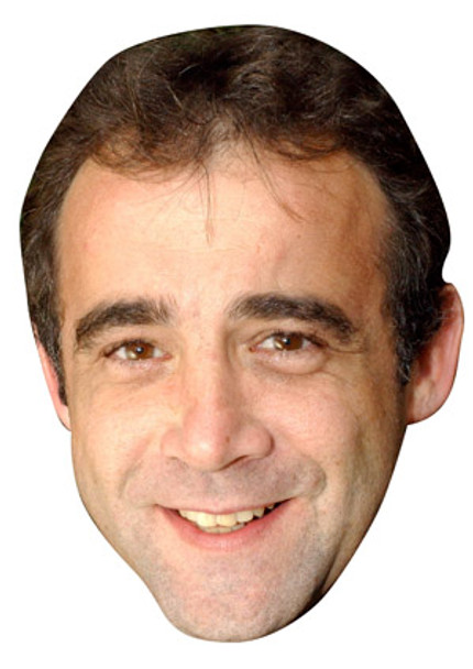 William Roache Ken Barlow From Coronation Street Celebrity Card Mask