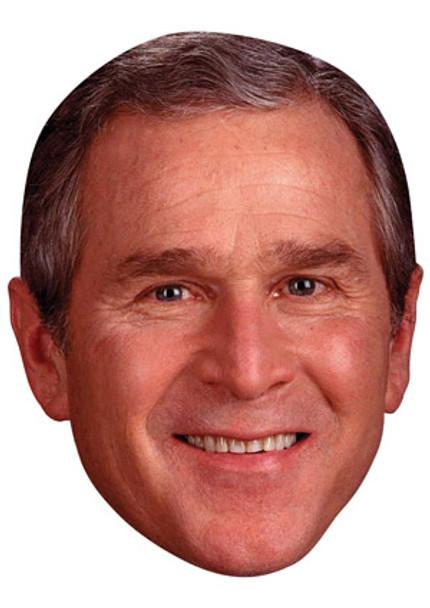 President George W Bush Celebrity Face Mask