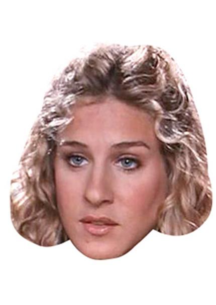 Sarah Jessica Parker Footloose Celebrity Face Mask