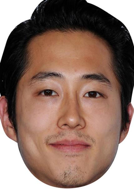Steven Yeun 2018 Celebrity Face Mask