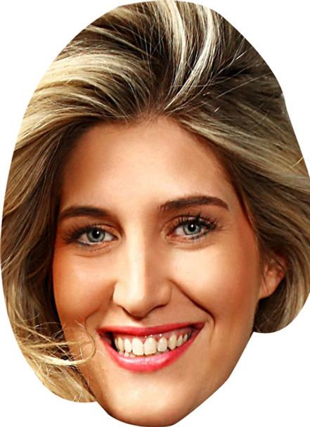 Cheska Made In Chelsea Celebrity Face Mask