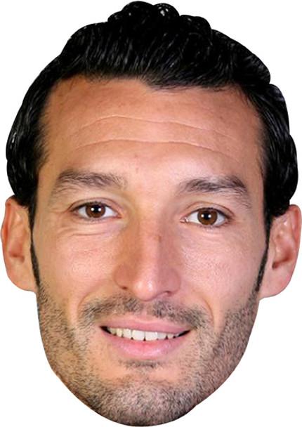 Gianluca Zambrotta Barcelona Footballer Celebrity Face Mask