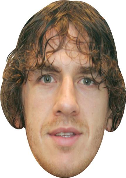 Puyol Barcelona Footballer Celebrity Face Mask