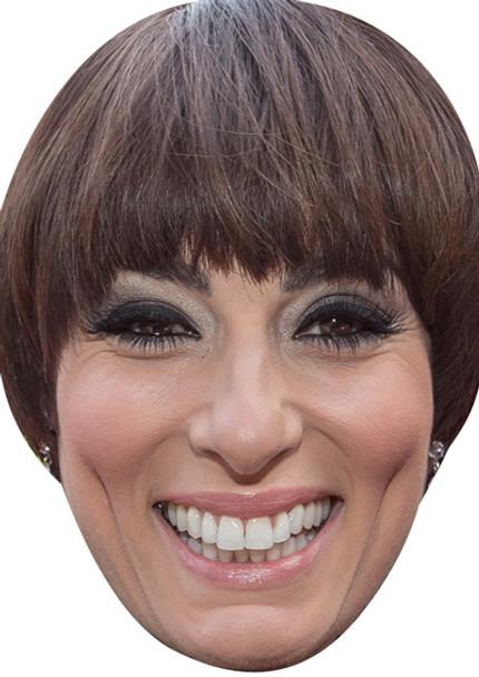 Flavia Cacace 2018 Celebrity Face Mask