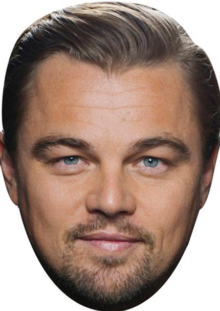 Leonardo Di Caprio 2018 Mint Celebrity Face Mask