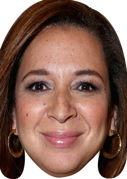 Maya Rudolph Movie 2018 Celebrity Face Mask