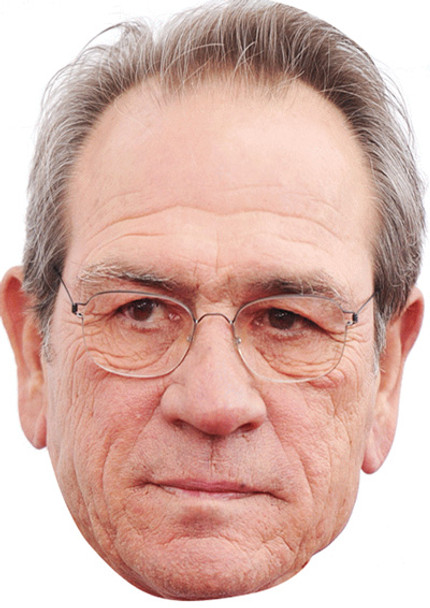 Tommy Lee Jones Movie 2018 Celebrity Face Mask