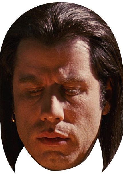 Vincent Vega 2 Celebrity Face Mask