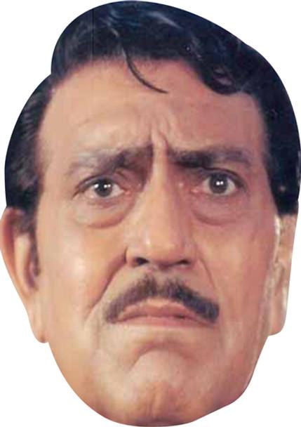 Amrish Puri Bollywood Face Mask