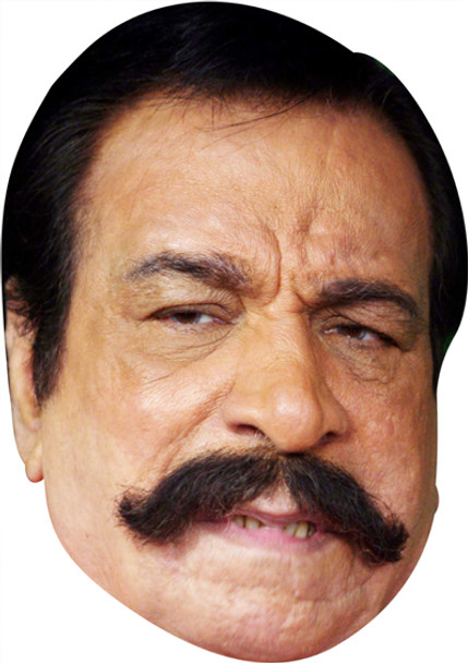 Kader Khan Bollywood Face Mask