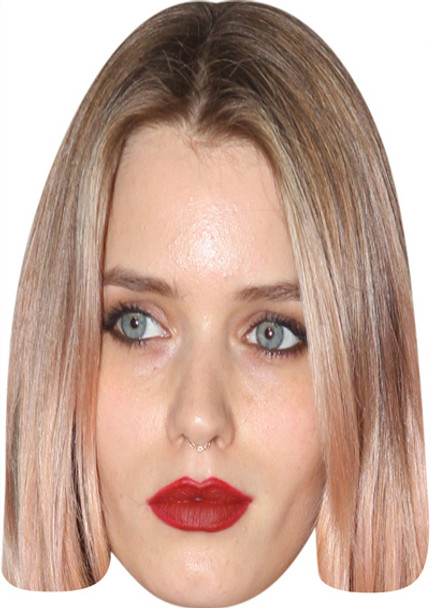 Abbey Lee Kershaw Celebrity Facemask