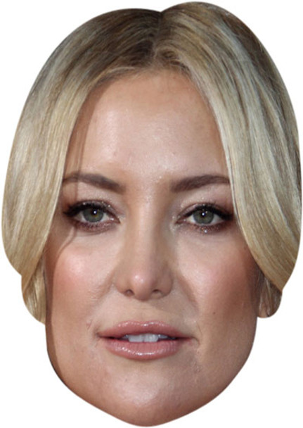 Kate Hudson Tv Stars Face Mask
