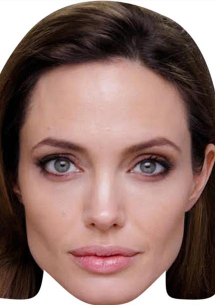 Angelina Jolie MH 2018 Celebrity Face Mask