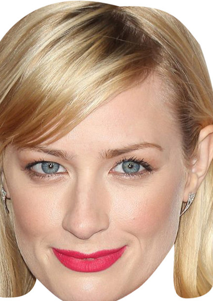 Beth Behrs MH 2018 Celebrity Face Mask