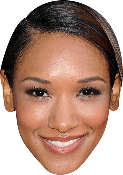 Candice Patton MH 2018celebrity Face Mask