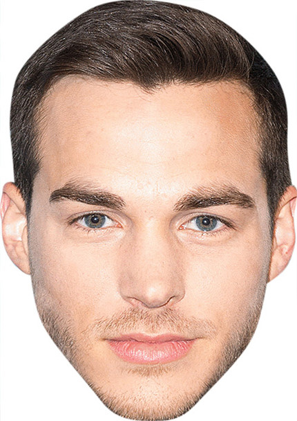Chris Wood MH 2018 Celebrity Face Mask
