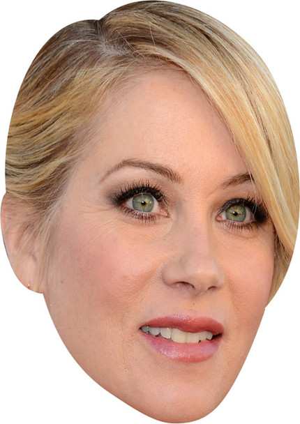 Christina Applegate MH 2018 Celebrity Face Mask