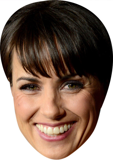 Constance Zimmer MH 2018 Celebrity Face Mask