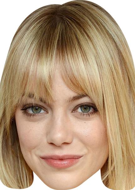 Emma Stone MH (2) 2018 Celebrity Face Mask