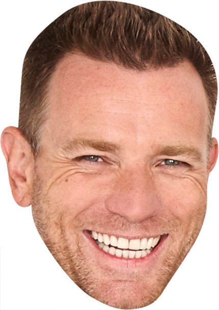 Ewan Mcgregor MH 2018 Celebrity Face Mask
