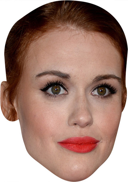 Holland Roden MH 2018 Celebrity Face Mask