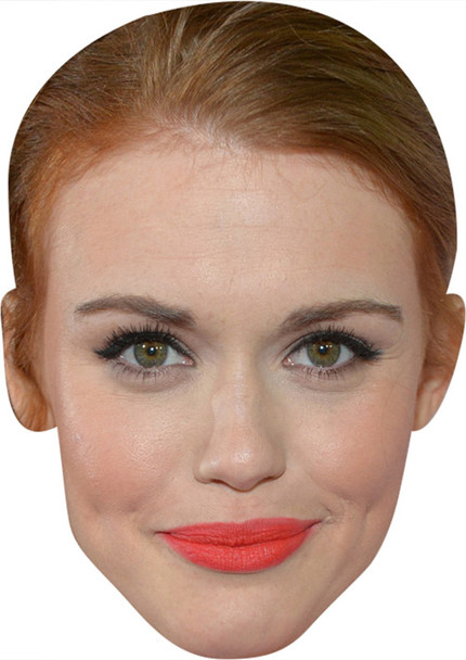 Holland Roden MH (2) 2018 Celebrity Face Mask
