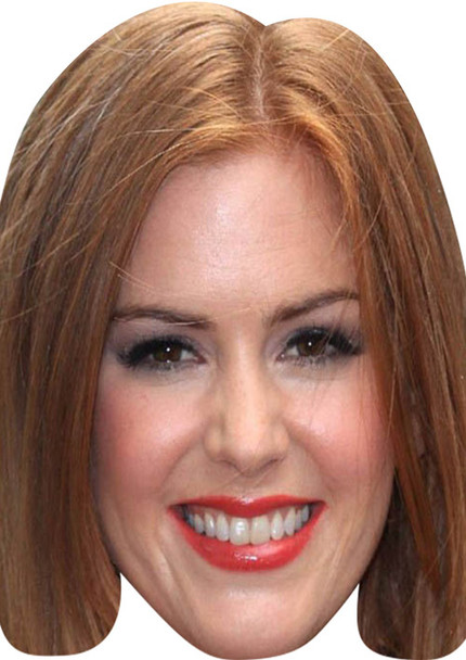 Isla Fisher MH 2018 Celebrity Face Mask